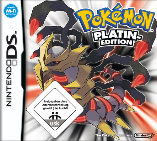 Pokemon Platin-Edition