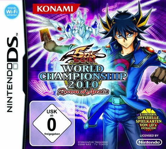 Yu-Gi-Oh! 5D's World Championship 2010 Reverse Of Arcadia