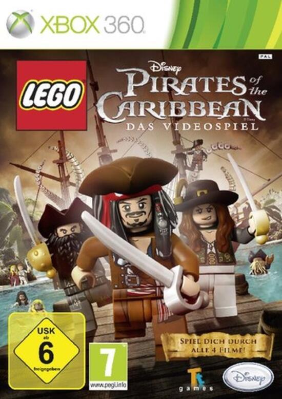 Lego Fluch Der Karibik Gamestopde