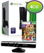 Xbox 360 Konsole Slim 4 GB Kinect Bundle (B-Ware)