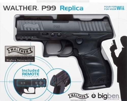 Wii Gun Walther P99 | GameStop.de