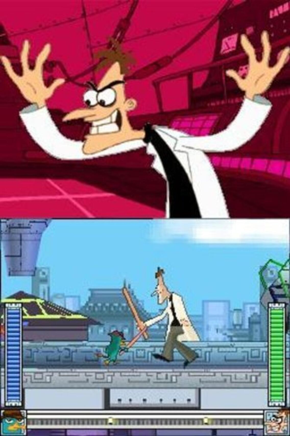 Und ferb phineas Phineas and