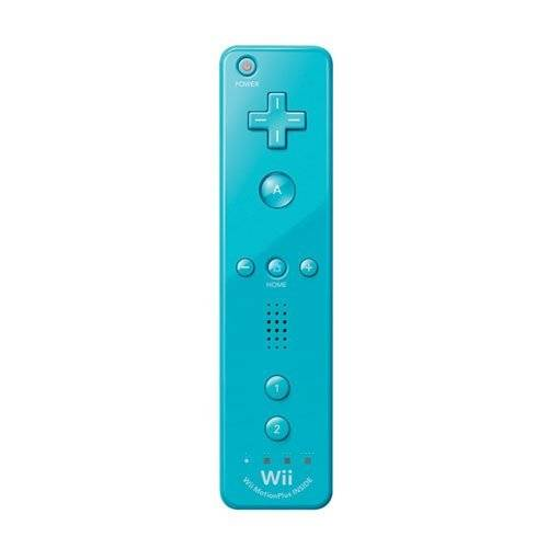 Wii Remote Plus Blau Gamestop De Power To The Players