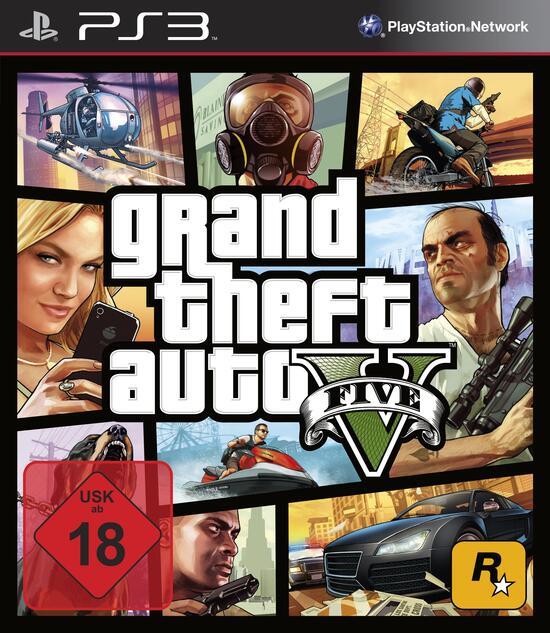 Grand Theft Auto V (100% UNCUT)