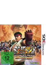 3DS Super Street Fighter IV 3D-Edition