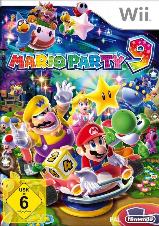 Mario Party 9 Gamestopde