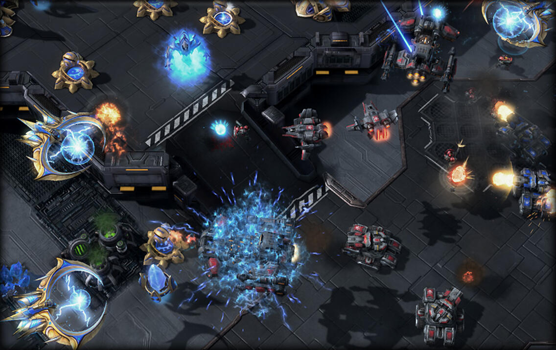 StarCraft 2: Heart of the Swarm (Add-On)