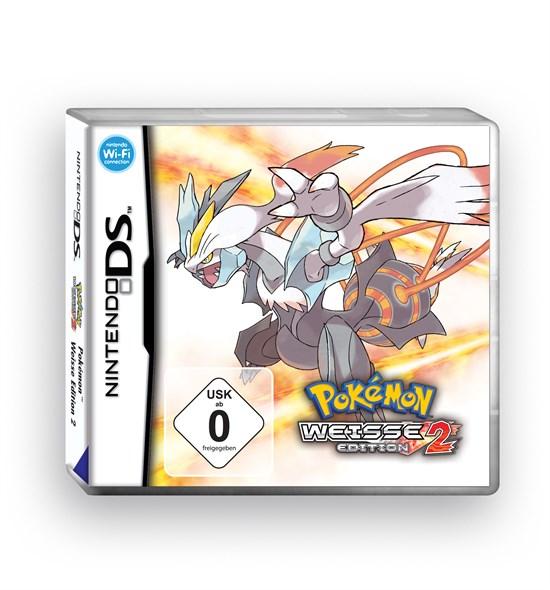 Pokémon Weiße Edition 2 Weiße Edition 2