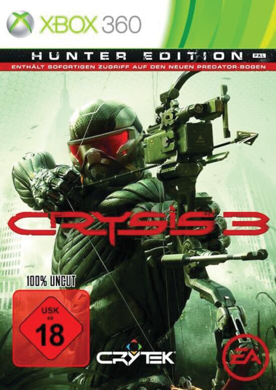 Crysis 3 (UNCUT) Hunter Edition
