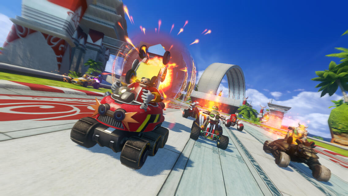 Sonic All-Stars Racing Transformed Limited Edition