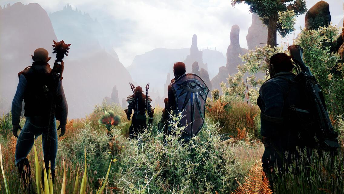 Dragon Age Inquisition Screenshot