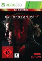 Metal Gear Solid V: The Phantom Pain Day One Edition