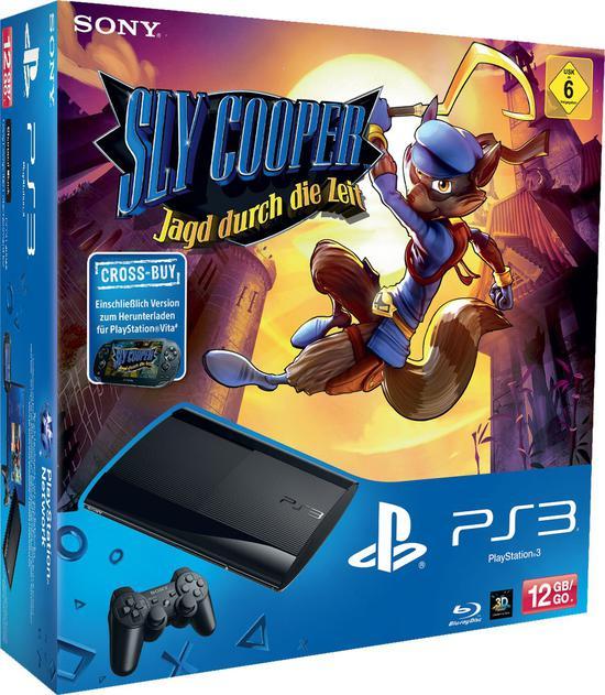 Sly cooper jagd durch die zeit gamestop de power to the players