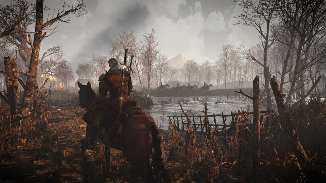 The Witcher 3 Wild Hunt Screenshot