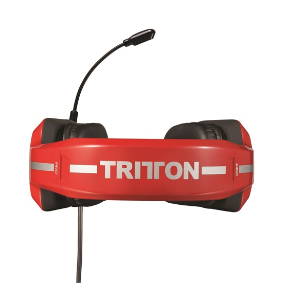 how to connect tritton headset to pc