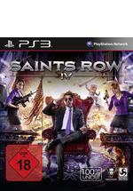 Saints Row 4 (100% UNCUT) Commander-in-Chief-Edition