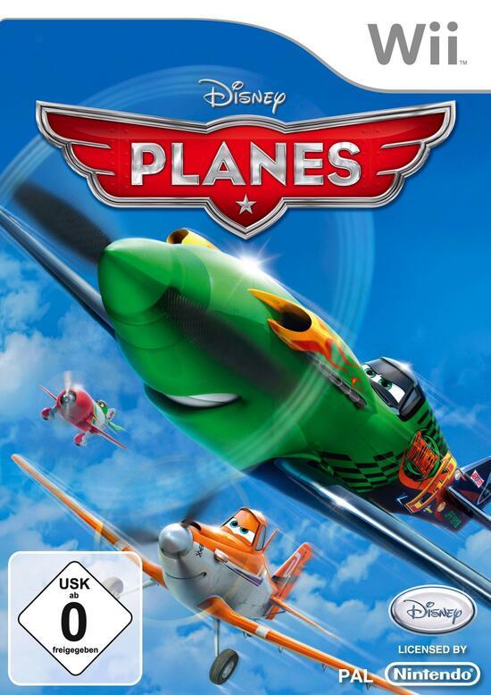 Planes - Das Videospiel | GameStop.de  Planes - Das Vi...