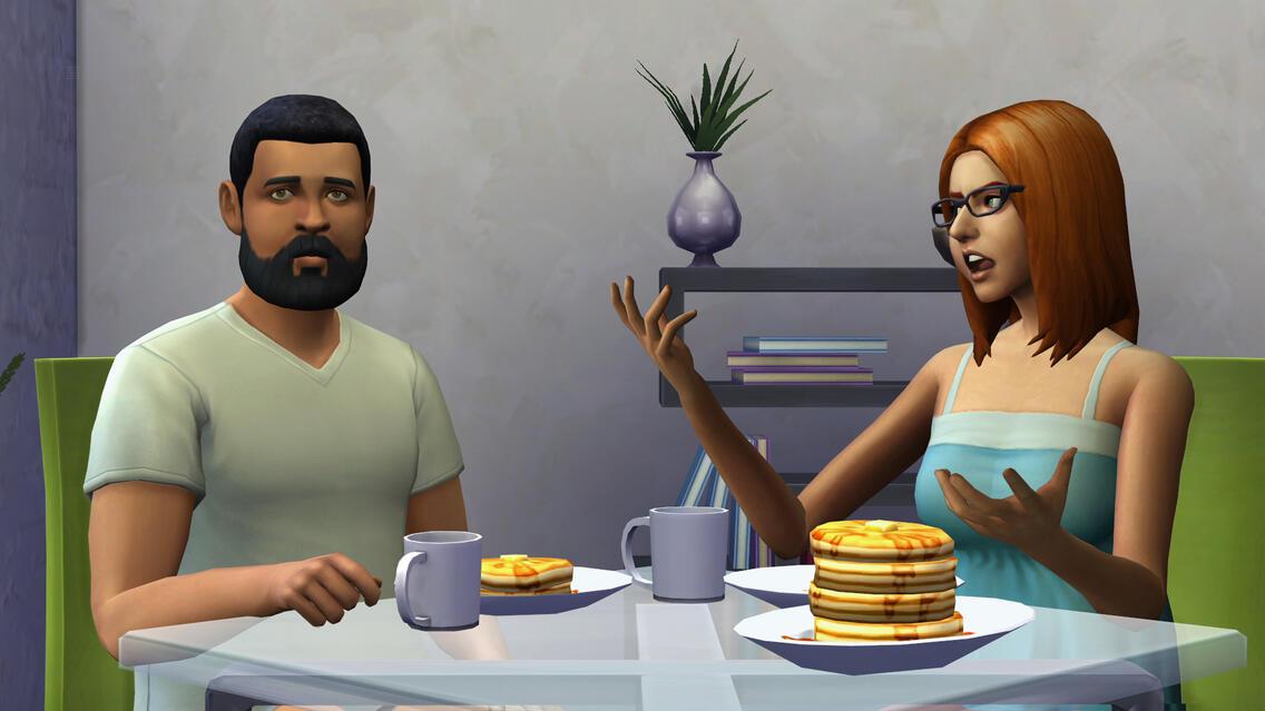 Die Sims 4 Screenshot
