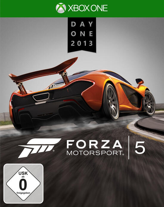 Forza Motorsport 5 (Day One Edition)