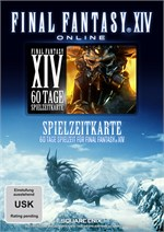 Final Fantasy XIV: Online - Gametime Card