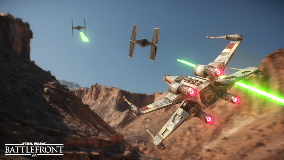 Star Wars™ Battlefront™ Screenshot