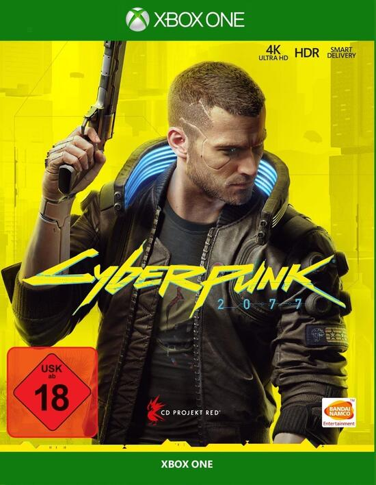 Cyberpunk 2077 (Day-One-Edition)