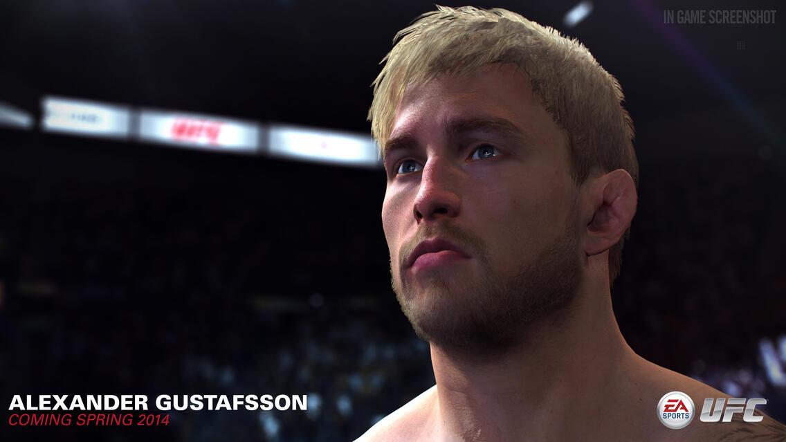EA Sports UFC Screenshot