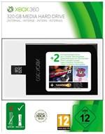Xbox 360 Festplatte 320 GB incl. NFS Hot Pursuit