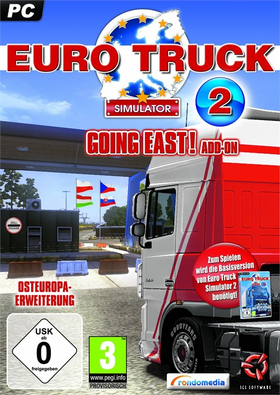 euro truck simulator 2 going east add on. Black Bedroom Furniture Sets. Home Design Ideas