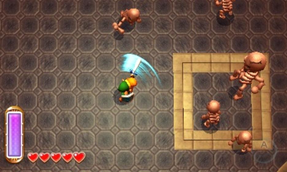 The Legend of Zelda: A Link Between Worlds