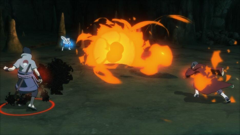 Naruto Shippuden Ultimate Ninja Storm 3 Full Burst