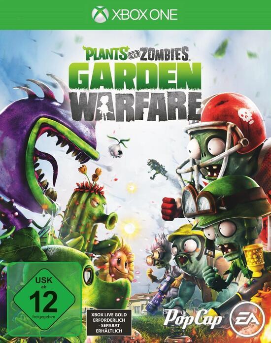 Pflanzen gegen Zombies - Garden Warfare