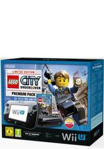 Wii U Konsole Lego City Undercover Premium Pack