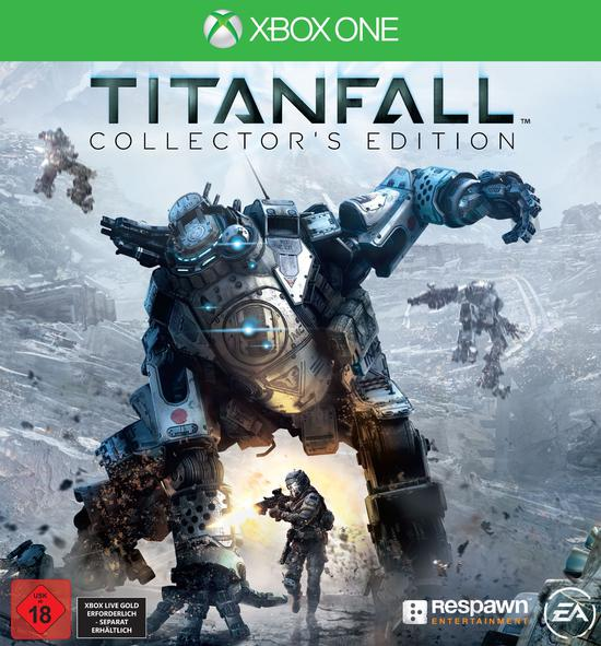 Titanfall (Xbox Live Gold erforderlich) Collectors Edition