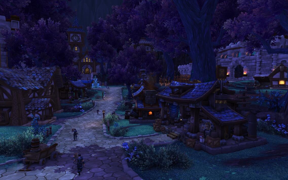 World of Warcraft: Warlords of Draenor Screenshot