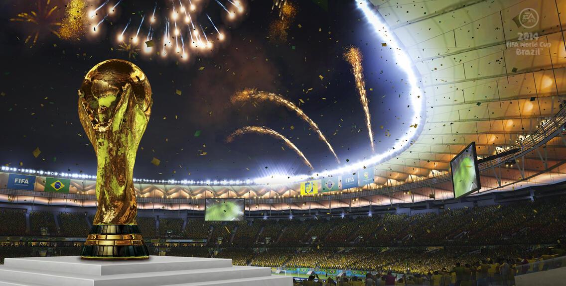 FIFA-Fussball Weltmeisterschaft Brasilien 2014™