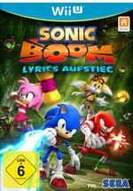 Sonic Boom Lyrics Aufstieg