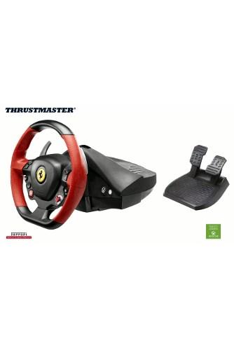 Thrustmaster Ferrari 458 Spider Racing Wheel Kompatibel Mit Xbox Series X S Gamestop De