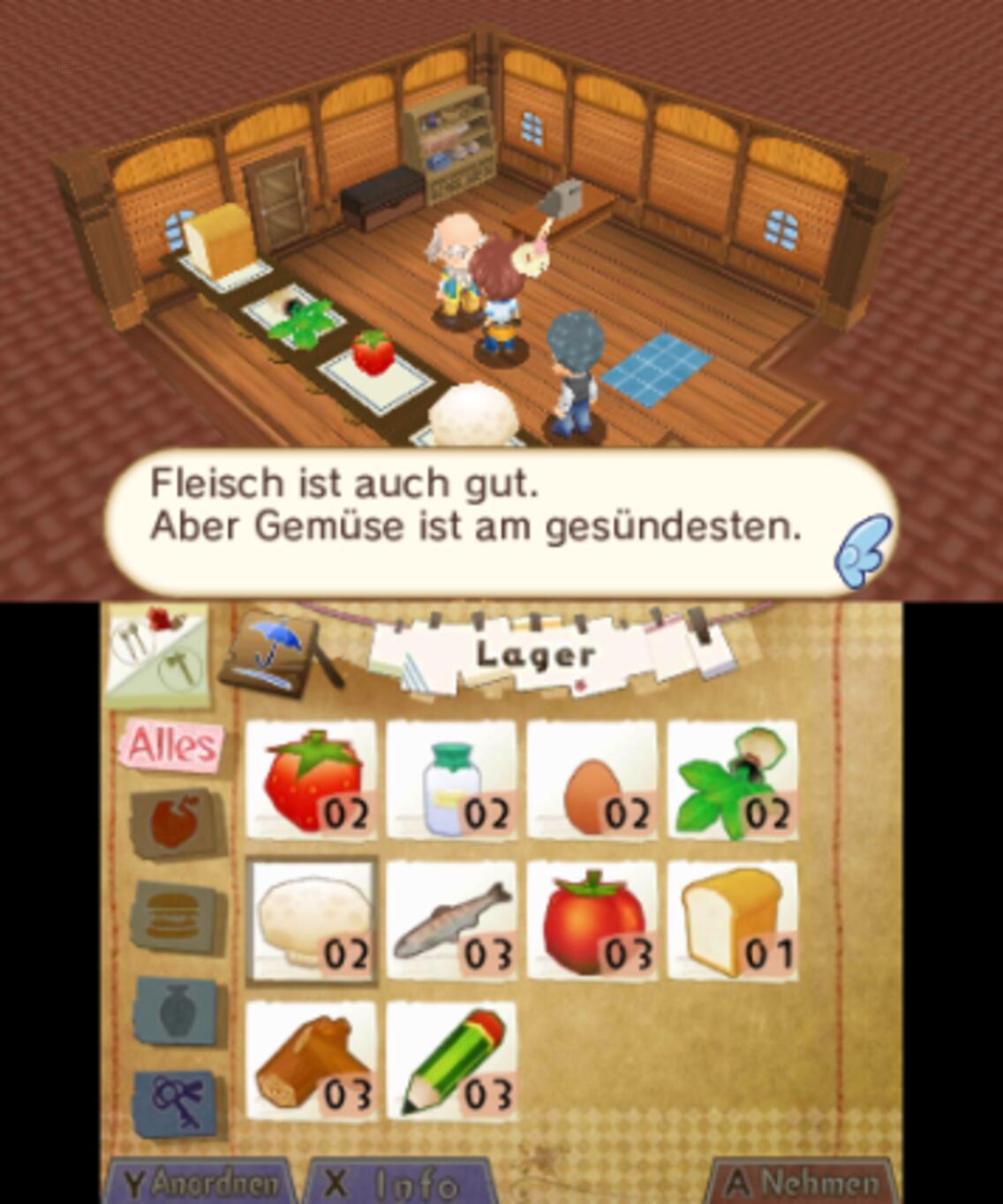 Hometown Story - The Family of Harvest Moon   GameStop.de