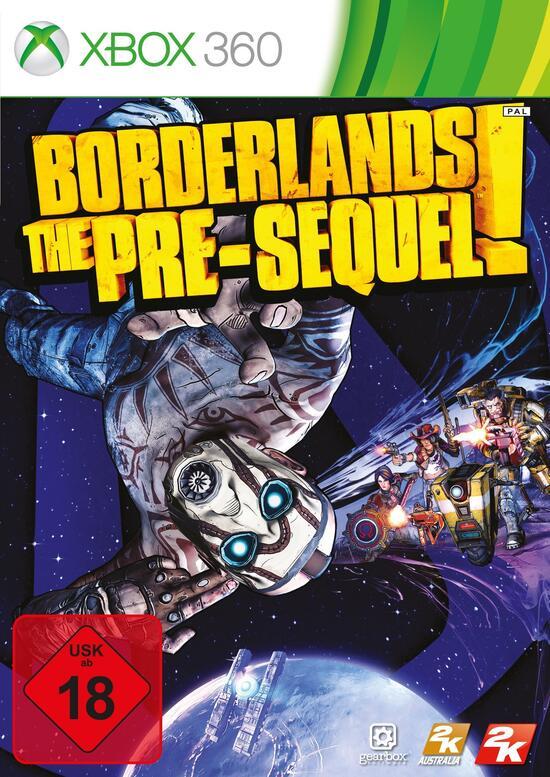 Borderlands: The Pre Sequel | GameStop.de  Borderlands: Th...
