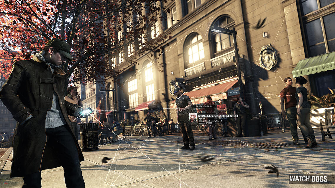 PlayStation 4 Konsole inkl. Watch Dogs
