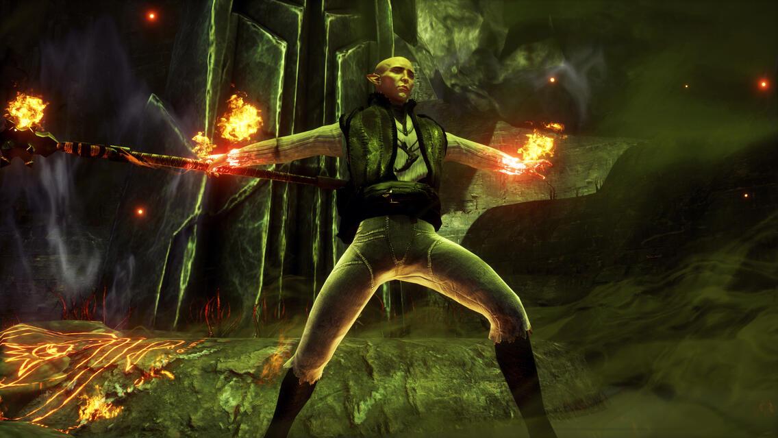 Dragon Age: Inquisition Inquisitor's Edition (GameStop exklusiv!)
