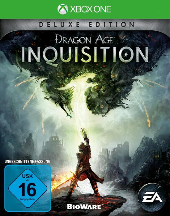 Dragon Age: Inquisition Inquisitor's Edition (GameStop exklusiv!)