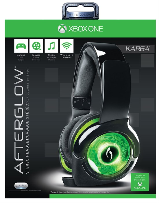 Xbox One Afterglow Karga Headset - GameStop.de: Power to the Players