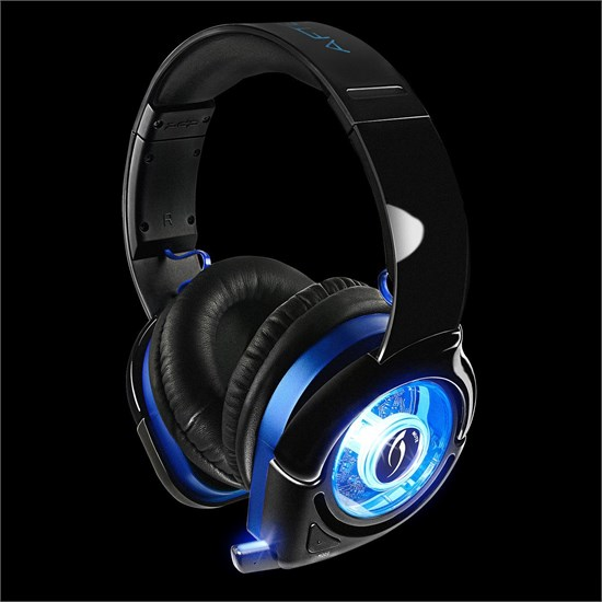 how to use afterglow headset on ps4