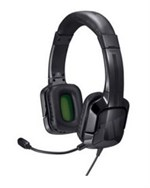 Kama Stereo Headset incl. Headset Adapter - black