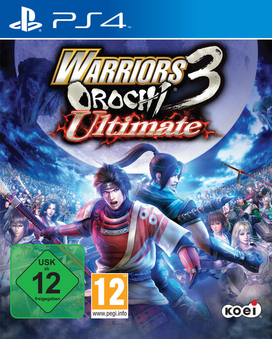 Warriors Orochi 2 Psp Review: Warriors Orochi 3 Ultimate