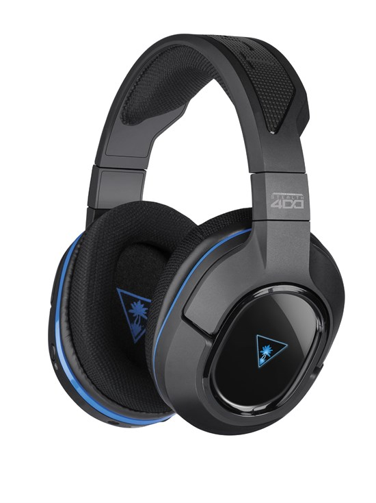 PS4 Turtle Beach Ear Force Stealth 400 Wireless Headset