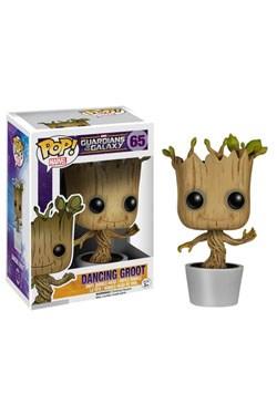 Marvel Guardians of the Galaxy - POP! Vinyl-Figur Dancing Groot