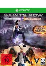 Saints Row 4 incl. Gat out of Hell (Add-on) First Edition